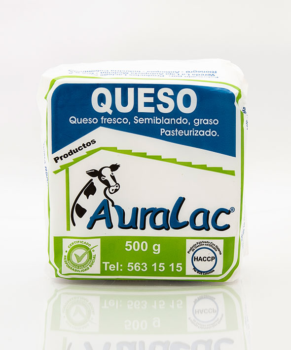 Queso x 500 g